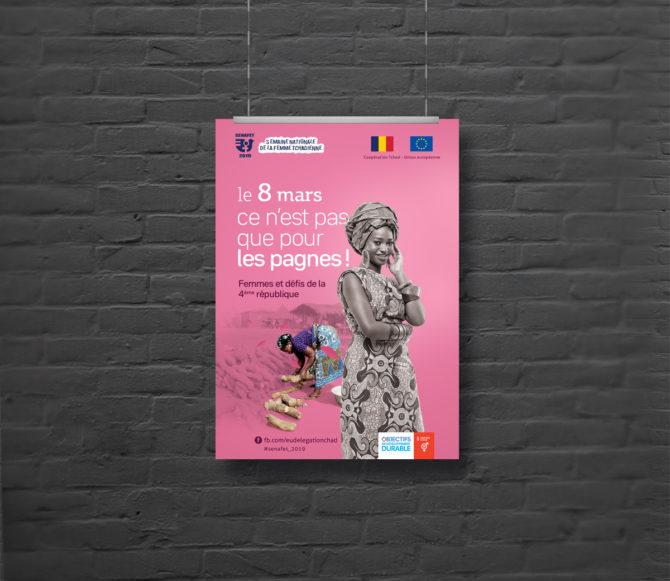 La semaine nationale de la femme tchadienne
