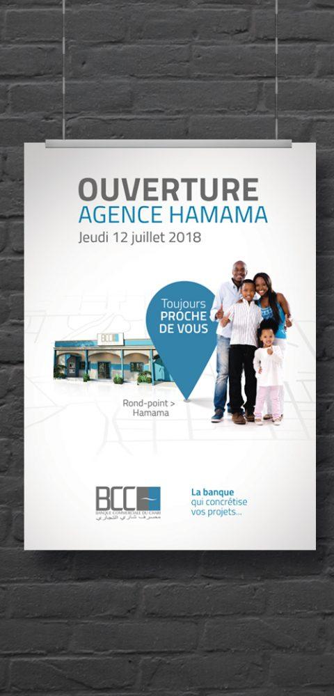 Campagne de communication pour BCC