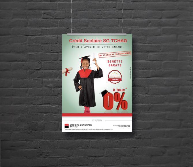 Campagne d'affichage pour la SGT